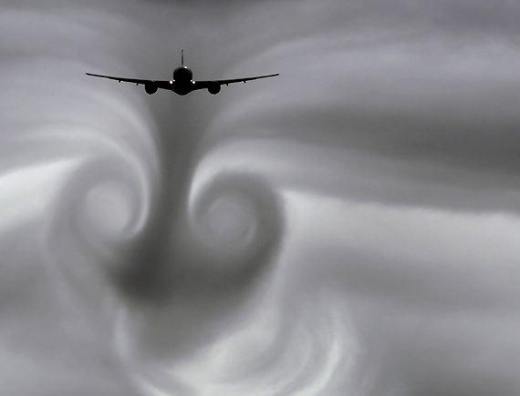 Risultati immagini per turbolenza aereo