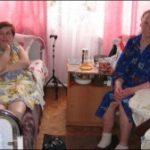 Risultati immagini per Заробітчани влаштовують батьків у будинки для престарілих