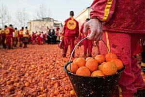 Risultati immagini per battaglia arance