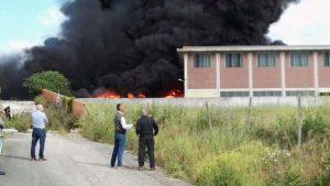 Risultati immagini per pomezia incendio