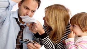 Risultati immagini per padre separato non paga alimenti
