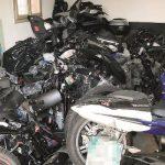 Risultati immagini per moto rubate ucraina