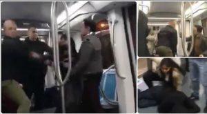 Risultati immagini per ucraini metro roma