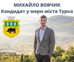 Михайло Вовчик